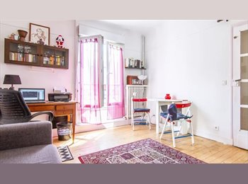 Appartager FR - Jewel of a room in the heart of Paris ready for living in, 9ème Arrondissement - 1000 € /Mois
