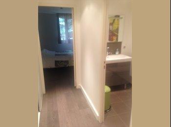 Appartager FR - Chambre avec salle de bain privative, Sainte-Foy-lès-Lyon - 600 € /Mois