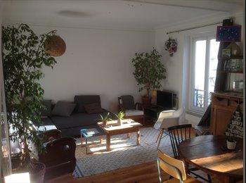 Appartager FR - Recherche Etudiant/e pour colocation dans un bel appartement de 65 m2 rue des Ursulines dans le 5ièm, 5ème Arrondissement - 900 € /Mois
