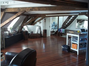 Appartager FR - Chambre meublée dans colocation Strasbourg-Centre, Schiltigheim - 400 € /Mois
