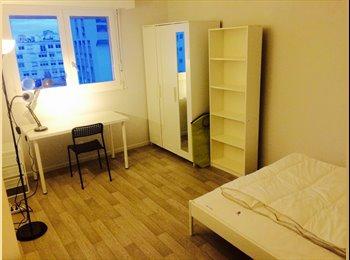 Appartager FR - Appartement meublé refait à neuf - Nancy Vélodrome, Laxou - 415 € /Mois