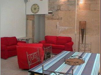 Appartager FR - particulier loue dans bordeaux centre ( victoire) chambre en coloc, Bordeaux - 520 € /Mois