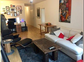 Appartager FR - Chambre à louer - proche Montmartre , 18ème Arrondissement - 1090 € /Mois