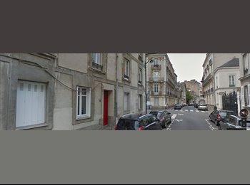 Appartager FR - Appartement idéale au rez de chaussé en plein centre de Nantes , Nantes - 350 € /Mois