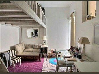 Appartager FR - Colocation à trois proche Place Bellecour , Lyon - 475 € /Mois