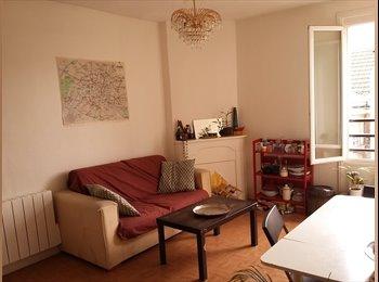 Appartager FR - Colocation de août à octobre, 20ème Arrondissement - 600 € /Mois