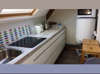 Appartager FR - Chambre dans une très grande maison en centre ville, Amiens - 360 € /Mois