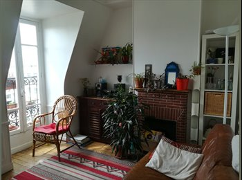 Appartager FR - Chambre dans 50m2 Paris 13ème, 13ème Arrondissement - 715 € /Mois
