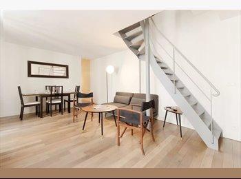 Appartager FR - Chambre dans un appartement en dupleix dans le Marais, 4ème Arrondissement - 1000 € /Mois