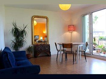Appartager FR - APPARTEMENT DEUX CHAMBRES CANAL SAINT MARTIN, 10ème Arrondissement - 1600 € /Mois