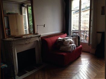 Appartager FR - Chambre à Paris à louer de juin à août 2017, 10ème Arrondissement - 570 € /Mois