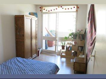 Appartager FR - A louer chambre (août) - proche place Guichard, Lyon - 430 € /Mois