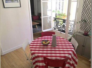 Appartager FR - Colocation dans le Marais, Paris - Ile De France - 950 € /Mois