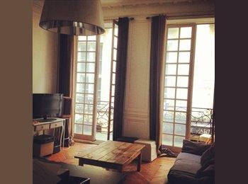 Appartager FR - Loue deux chambres à Bordeaux centre quartier Saint Pierre, Bordeaux - 550 € /Mois