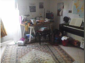 Appartager FR - Grande chambre double à louer juillet-aout, Nantes - 250 € /Mois