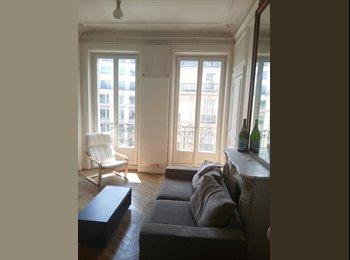 Appartager FR - 2 places dispo. Super appart. Super quartier., 2ème Arrondissement - 690 € /Mois