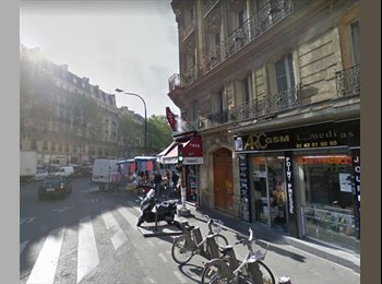 Appartager FR - Recherche UNE colocataire Etudiante à PARIS 8..., 18ème Arrondissement - 585 € /Mois