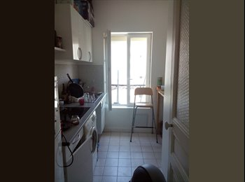 Appartager FR - Colocation à Montrouge pour l'été, Montrouge - 550 € /Mois