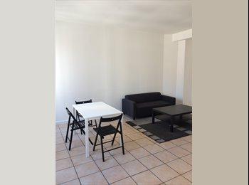 Appartager FR - Chambre dans appartement meublé et rénové, Lyon - 453 € /Mois