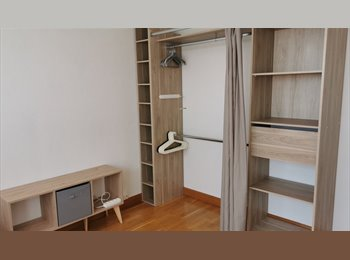 Appartager FR - colocation chambre meublée , Rennes - 305 € /Mois