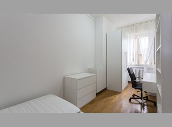 EasyStanza IT - stanze singole/single rooms MM1 Sesto San Giovanni_Milano, Sesto San Giovanni - € 350 al mese