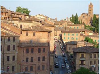 EasyStanza IT - Posto in doppia nel centro storico, Siena - € 290 al mese