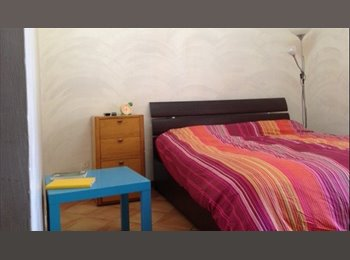 EasyStanza IT - single room with king bed size, Tuscolano - € 370 al mese