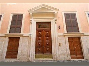 EasyStanza IT - Trastevere signorile bilocale affitto luglio e agosto, Trastevere-Borgo - € 1.200 al mese