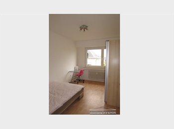 Appartager LU - Chambre meublée à louer à Luxembourg-Ville - Bonnevoie, Luxembourg Ville - 850 € / Mois