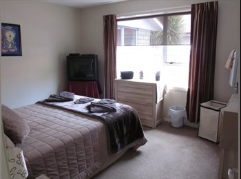 NZ - Room To Rent / or Full Board  , Christchurch - $200 pw