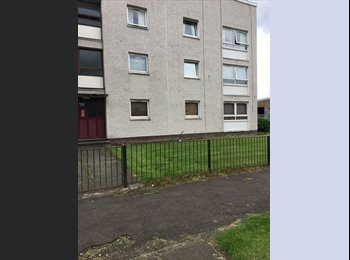 EasyRoommate UK - 2 DOUBLE ROOMS AVAILABLE TO LET OUT IN GLASGOW, King's Park - £320 pcm