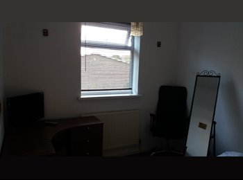 EasyRoommate UK - DOUBLE ROOM TO LET IN MIDDLESEX, Sunbury-on-Thames - £500 pcm