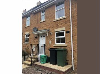 EasyRoommate UK - Fabulous 3 Bed House to Rent in Stoke Park, Stapleton - £1,100 pcm