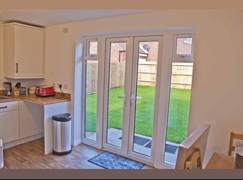 EasyRoommate UK - Double Room with a private bathroom, Stratford-upon-Avon - £500 pcm