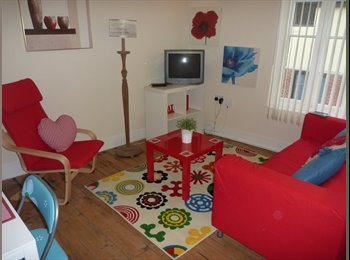 EasyRoommate UK - Double ensuite room,centrally located,near to Marina, Ipswich - £395 pcm