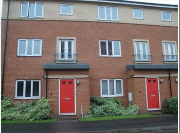 EasyRoommate UK - Double Size, Fully Furnished Rooms, All Inclusive Bills for Working Professionals and Students, Loughborough - £325 pcm