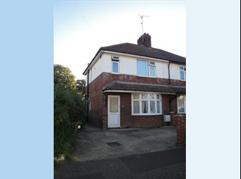 EasyRoommate UK - Single room close to the City Centre, Peterborough - £200 pcm