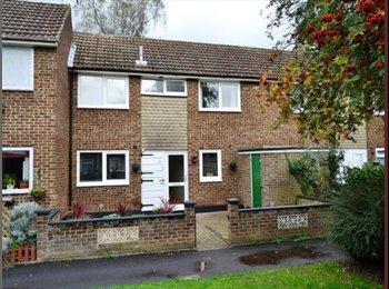 EasyRoommate UK - Double Room in Outstanding House Share, Bracknell - £525 pcm