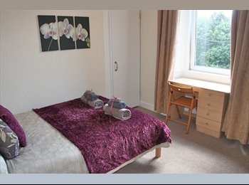 EasyRoommate UK - A WELL PRESENTED CLEAN AND LOVELY 2ROOMS IN THE SAME FLAT......, Gorbals - £355 pcm