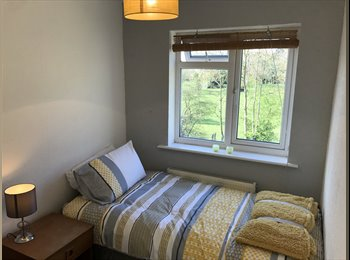 EasyRoommate UK - One double and one single room to rent , Hanworth - £500 pcm