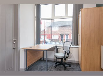 EasyRoommate UK - Student and Professional Short term, Salford - £411 pcm