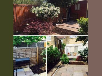 EasyRoommate UK - Lovely double room in a spacious ground floor flat, Leytonstone - £875 pcm