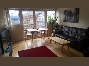 EasyRoommate UK - Double room in Tradeston, Gorbals - £315 pcm