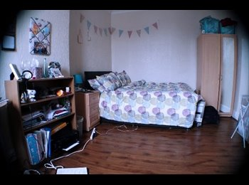 EasyRoommate UK - 7 Bedroom Student House Lisvane  Street Cathays, Cathays - £350 pcm