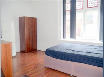 EasyRoommate UK - Rochester Williams Residential Lettings are pleased to offer this First Floor Self-Contained STUDIO , Leicester - £500 pcm