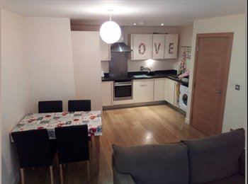 EasyRoommate UK - Double room available in Bristol City Centre, Bristol - £547 pcm