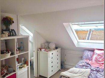 EasyRoommate UK - En-Suite double room, attic conversion. , Kemptown - £650 pcm