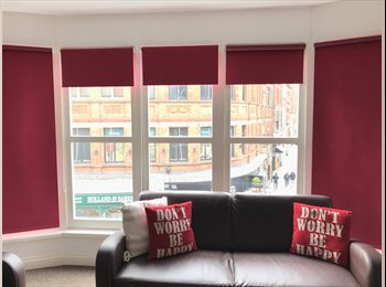 EasyRoommate UK - Beautiful Spacious Double Bedroom Liverpool City Centre, Liverpool - £500 pcm