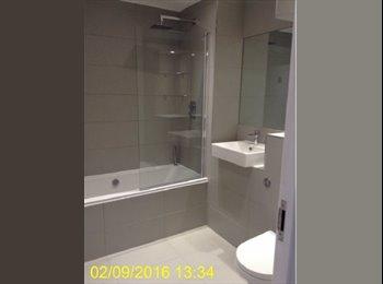 EasyRoommate UK - 1 room for rent in 3-bed modern flat, Brighton, Brighton - £700 pcm