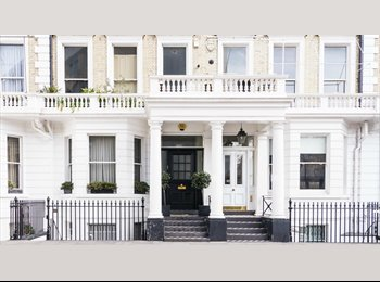 EasyRoommate UK - *SUPER DOUBLE ROOM IN ZONE 1, GLOUCESTER ROAD, ALL BILLS INCLUDED*, South Kensington - £980 pcm